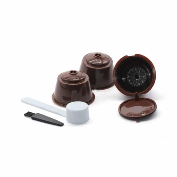 Reusable Coffee Capsule Filter Cup  1