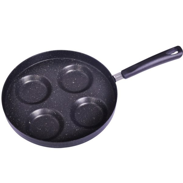 Non-stick Four-Hole Breakfast  Pan 11