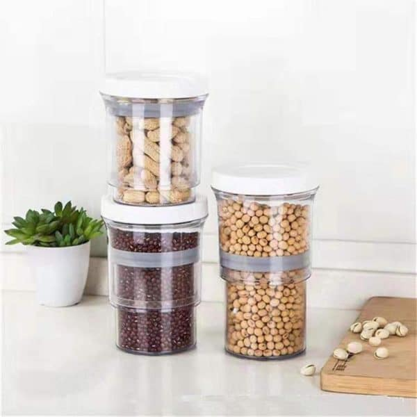 Adjustable Airtight Food Storage Container  6