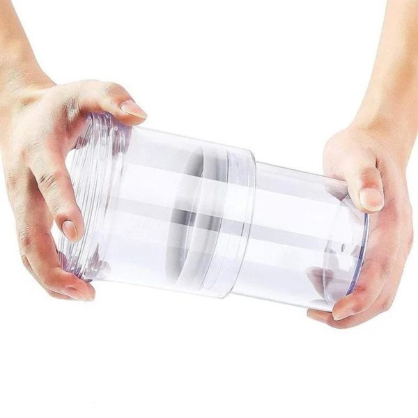 Adjustable Airtight Food Storage Container  3